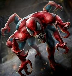 (New Pics)Evil Version Of Your Favourite Marvel & DC SuperHeroes That Will Change Your Notions Marvel And Dc Superheroes, Marvel Villains, Marvel Comics Art, Marvel Memes, Superhero Villains, Ms Marvel, Captain Marvel, Marvel Universe, Symbiotes Marvel