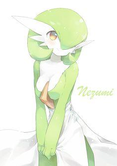 Render Pokemon - Renders Pokemon Gardevoir Vert