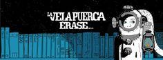 """La Vela Puerca en Mendoza - Música  La Vela Puerca viene a  Mendoza para presentar oficialmente su disco """"Érase…"""".   Como un libro de cuentos el nuevo disco de La Vela entrega 1... http://sientemendoza.com/events/la-vela-puerca-en-mendoza-musica/"""