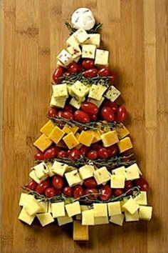 christmas tree jpegs | christmas tree cheese platter