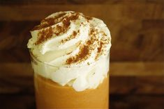 Pumpkin Pie (Milkless) Milkshakes! Divine and great for fall. Mmmm pumpkin!