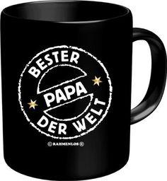 Fun Tee Tasse - Bester Papa der Welt - Eltern/Familie - einzeln im Geschenk Karton - zum Geburtstag - http://www.1pic4u.com/blog/2014/05/29/fun-tee-tasse-bester-papa-der-welt-elternfamilie-einzeln-im-geschenk-karton-zum-geburtstag/