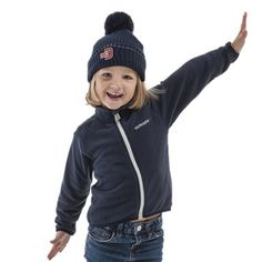 Kids Sailing Clothing | Didriksons Monte Jacket Navy | Nipper Skipper