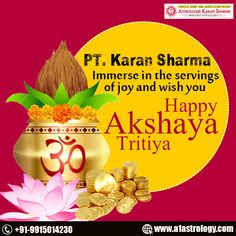 #Immerse in the #servings of joy and wish you Happy #AkshayaTritiya.