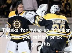 Boston Bruins Funny Signs | Uploaded to Pinterest