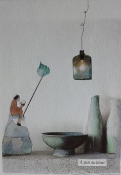 audreyklein.net Collages, Ceiling Lights, Lighting, Pendant, Home Decor, Ink, Decoration Home, Room Decor, Hang Tags