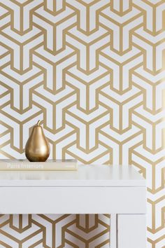 gold hong kong wallpaper