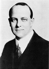 "P. G. Wodehouse - an English humorist & novelist, he created one of my favorite characters ""Jeeves"". A butler who is always helping his master (Wooster) out of sticky situations."