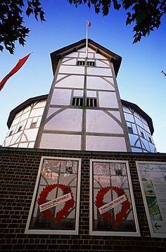Shakespeares Globe Theatre, London, England, United Kingdom, Europe
