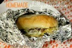 The Ramos-Rivera Family Blog: Philly Cheesesteaks