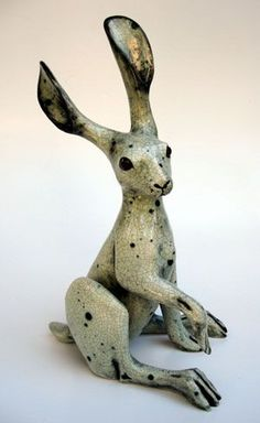 Image result for ceramic underglaze sculpture animal