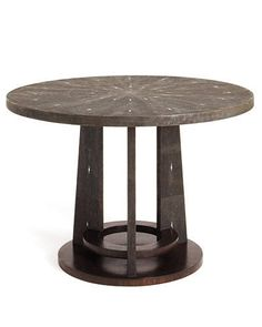 Balthazar Table by R & Y Augousti- ELLE DECOR