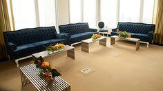 Regal Sofa   Novel Cocktail Table #afreventfurnishings #afrfurniturerental #furniture