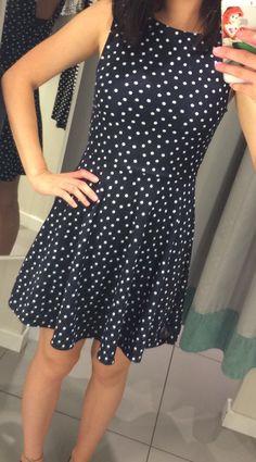 La petite robe à pois... #essayages #dress #pois #chic #jaime #love #like