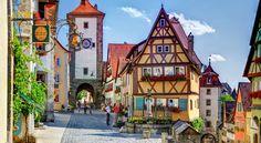 8 cidadezinhas encantadoras para visitar na Alemanha | Blog Planeta Ótimo