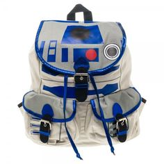 Star Wars R2-D2 Backpack @ Wicked Clothes