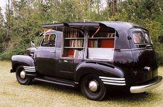 Chevy Bookmobile Survivor (1949)