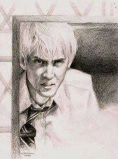 Draco-6th year by CaptBexx.deviantart.com on @deviantART