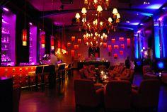club bar nightlife