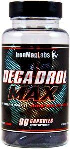 Deca-Drol Max Prohormone | IronMagLabs