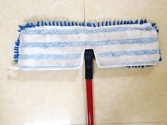 O-cedar dual action microfiber mop