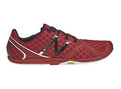 Now at New Balance Atlanta @ Mall of GA | Minimus Zero - Red with Black