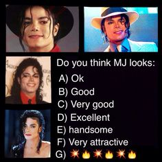 ATTENTION Moonwalkers! How do u guys think Michael looks? ;)