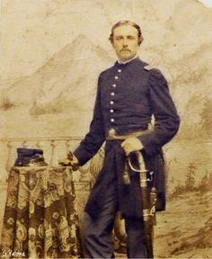 Civil War: Colonel Robert Gould Shaw/true patriot with a blessed heart for all