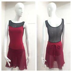 YUMIKO Meagan t-ladybug, n-black, mesh-black Pat sikrt long g-red, n-india
