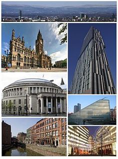 Manchester - Wikipedia, the free encyclopedia