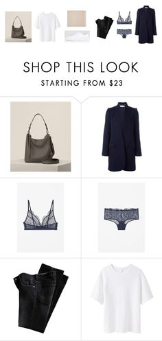 """"""". by hollie"""" by hollie on Polyvore featuring AllSaints, STELLA McCARTNEY, SILENT by Damir Doma and Acne Studios"""
