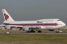 Thai Airways- One of my Favorites