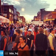 #Repost from @iida_hq looks like another successful year for the guerrilla trucks! Sorry to have missed it. #neocon13 #neoconography