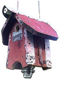 Hanging Hutches • FOWL PLACES