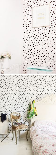 114 best WALL STENCILS images in 2019 | Wall mural, Wall