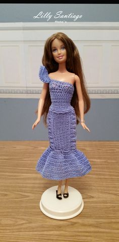 Crochet dress by Lilly Santiago                                                                                                                                                                                 More