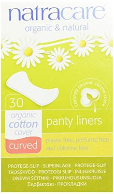 Best price on Natracare Natural Panty Liners, Curved, 30 Count Boxes (480 Liners) (Pack of 16)  See details here: http://healthstylemart.com/product/natracare-natural-panty-liners-curved-30-count-boxes-480-liners-pack-of-16/    Truly the best deal for the new Natracare Natural Panty Liners, Curved, 30 Count Boxes (480 Liners) (Pack of 16)! Have a look at this low priced item, read customers' comments on Natracare Natural Panty Liners, Curved, 30 Count Boxes (480 Liners) (Pack of 16), and get…