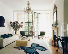 At home with: Tabitha Simmons - Vogue Living