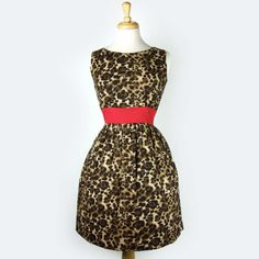 Plus Size 3XL  Custom Made Frida Kahlo Dress / by VintageGaleria, $119.00, A super deal and some good fabic choices.