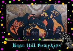 Boot Hill Pumpkins by Candace Jedrowicz