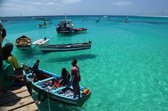 The Island of Sal, Cape Verde #capeverde #africa #travel