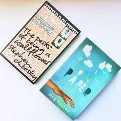 Two books that have a main character with a mental disability