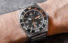 Discover the new Haldor Abissi 1000m micro brand diver in our latest wrist review. Big, straightforward dial design with a zirconia ceramic bezel and much more...