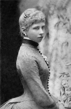 Her Royal Highness Princess Viktoria of Prussia (1866-1929)