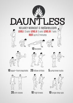 Great site with 100s of free workouts - with pictures to help me through it!