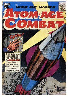 Atom Age Combat -1958