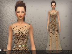 BEO CREATIONS: Dress 027 (S4)