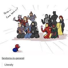 Team Cap or Team Tony after watching Civil War???
