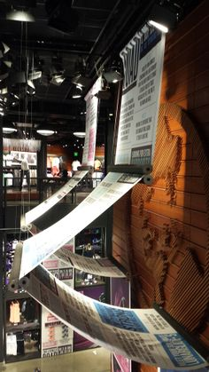 Project : Nike Retail Installations