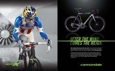 cannondale bike advertisement - Google Search